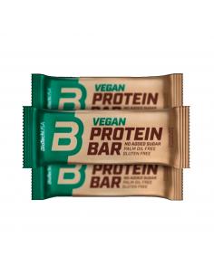 Barra de proteína Vegan...