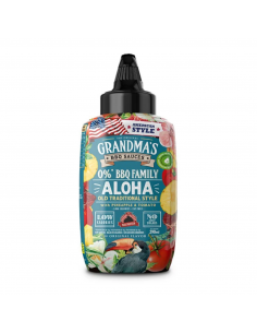 Grandmas BBQ Aloha 290ml