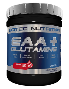 EAA + Glutamina (300 g)