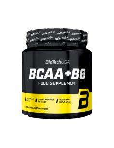 BCAA + B6 340 Tabs