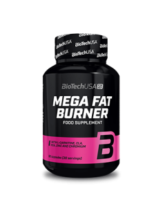 Mega Fat Burner 90 Caps