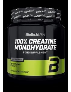 100% Creatina Monohidrato...