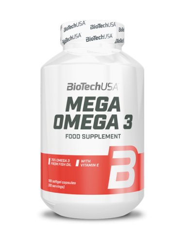Mega Omega 3