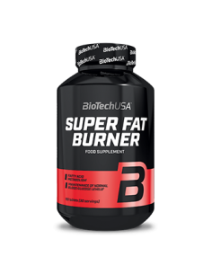 Super Fat Burner 120Tabs