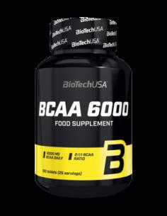 BCAA 6000 100Tabs