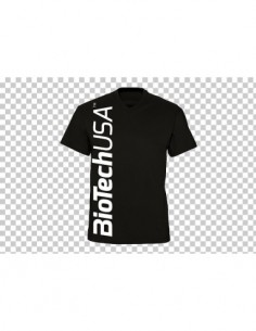 Biotech USA T-Shirt Negro