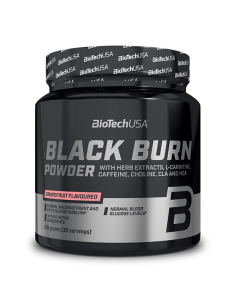 Black Burn en polvo 210g