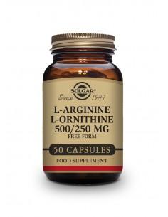 L-Arginina 500mg /...