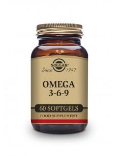Omega 3-6-9 (Pescado, Lino...