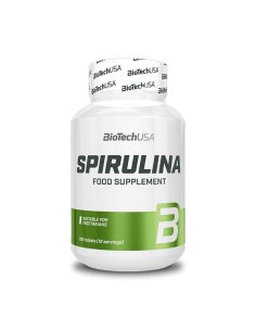 Spirulina 100 Comprimidos