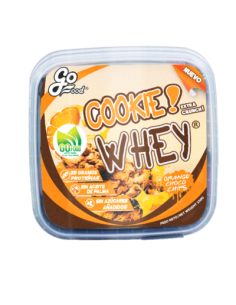 Cookie Whey Naranja GoFood